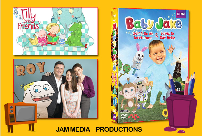tilly and friends roy baby jake jam media