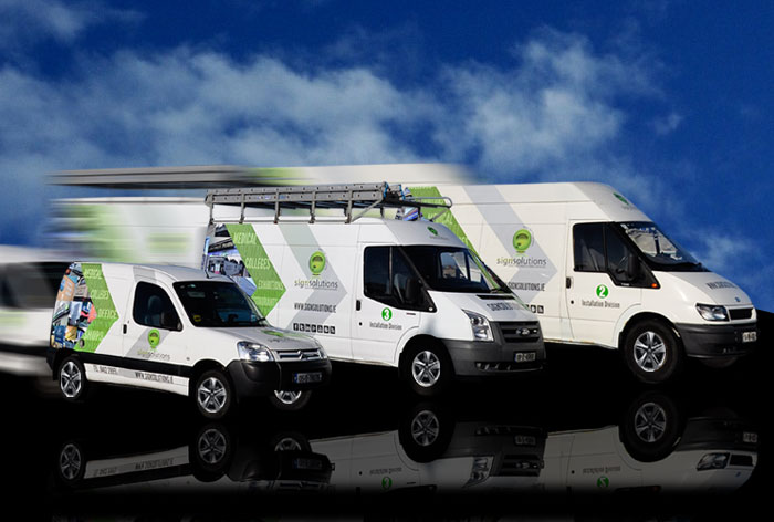 Be seem..be noticed...The Power of Effective Vehicle Graphics